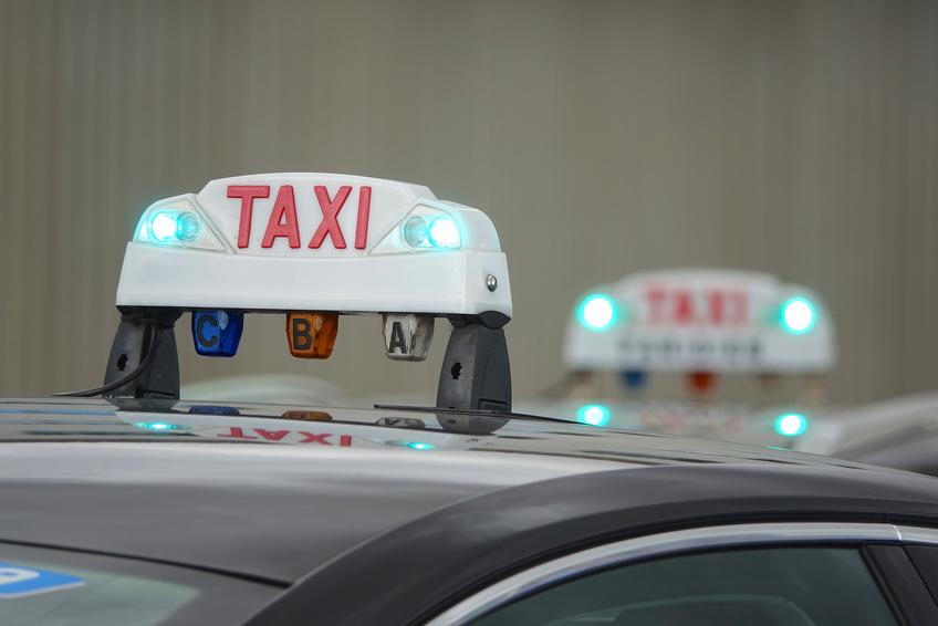 taxi à Plaisir